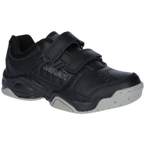 Mirak Contender Velcro Unisex Sports Black